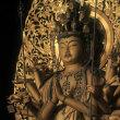 未来へ継承したい 祈りの心  東大寺千手観音立像・四天王立像・厨子~聖徳みろ 作品展示