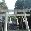 明剱神社(大倉)