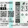 札幌記念、北九州記念 反省