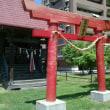 巖鷲山神社の狛犬