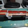 1/43 model cars 日野トレーラーバス 1949 /T13B+T26A 吊り革