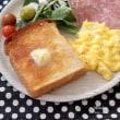 一週間の朝食メニュー 1月 2019