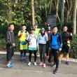 2018年1月香港マラソン前の練習会