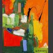 ドイツ系アメリカ人画家ハンス・ホフマンが死去した。
