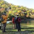 豊似湖森近感ウォークのガイドをしてきました。