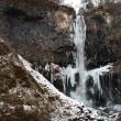 真冬の華厳ノ滝