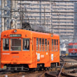 元京都市電2000形との事です  伊予鉄道モハ2000形