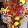 ◆秋の飾りつけ。。