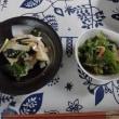「焼き長芋とハムの中華和え」・・・飯村直美料理教室