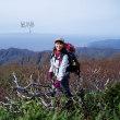 道南のアルプス 白水岳(1136m)