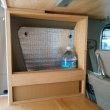 本州一周(車中泊)の前準備 ④ 後ろ荷台に棚を作る