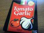 カルディのパスタソース「トマトガーリック」