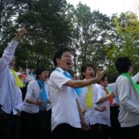 2011/10/10 創大祭舞台