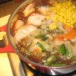 2010年1月25日(月) 夕食(担当わたし)