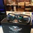 Harley Davidson by WILEY X HFTWI01  × 度付き調光レンズ