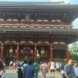 娘の上京ついでに東京観光
