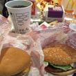 スカイツリー内のマクドナルドにて昼食