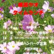 10/12~10/18タイムランチのお知らせ