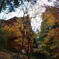 比叡山の秋は美しい。
