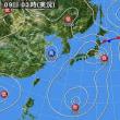 台風13号が…(*_*;