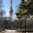 新橋-芝公園散歩 (^○^)