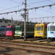 コンデジから出て来た懐かしい阪堺電車