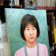 心に飾る肖像画は信頼の「吉田肖像美術」