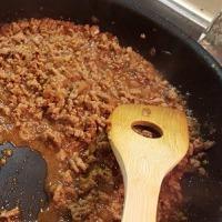 噴き出せ咳き込め汁なし坦々麺