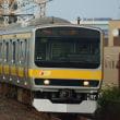 2018年7月17日  総武線  平井 E231系B23編成