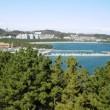 横浜市金沢区の野島は元は本当に島でした。展望台が有るだけでなく、掩体壕、貝塚も有りました