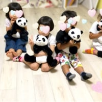 みんな大好きパンダちゃん【STEP3】