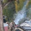 近所からあがる謎の白煙の正体は?