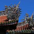 のんびり・台湾 台北市 癒しのお寺・龍山寺 4