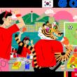 ベルギー 韓国