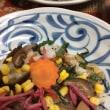 敬老の日にはちらし寿司を作りました・・炊き立てご飯に混ぜるだけ♫
