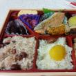 米八のおこわ弁当(#^_^#)