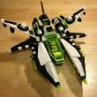 ★BLACKTRONの「時空戦闘機」を作ってみますたww(;´▽`A``!!の巻