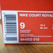 NIKE COURT ROYALE SL(コートロイヤル SL)