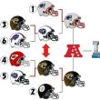 2017 Divisional Playoff Round vsSaints