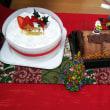 スタッフとクリスマス会