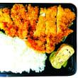 チキンカツ弁当400円(税込)