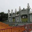 台湾ツアー 極彩色・台湾最大の廟 文武廟 8