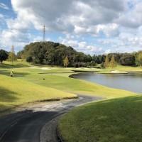 秋のゴルフ♪