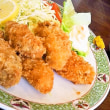 中華料理店のカキフライはコスパ最高(^^)v