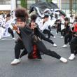 朝霞富士見町内会祭りの夏舞徒・・9