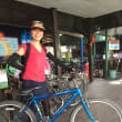 バンコクでサイクリング♡@Bangkachao