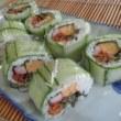 きゅうりの巻き寿司