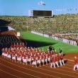 1964年  東京オリンピック開会式