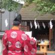 稲荷神社初午祭斎行