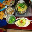 コラーゲン「豚足とフランクフルト鍋